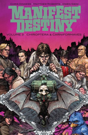 Manifest Destiny Vol. 3 TP