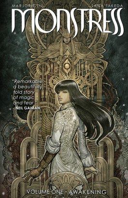 Monstress, Vol . 1 TP
