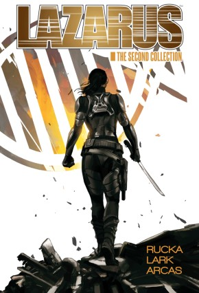 Lazarus: The Second Collection Hardcover