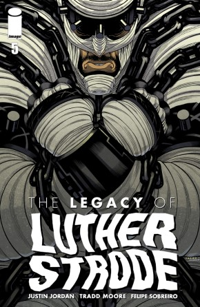 Legacy Of Luther Strode #5