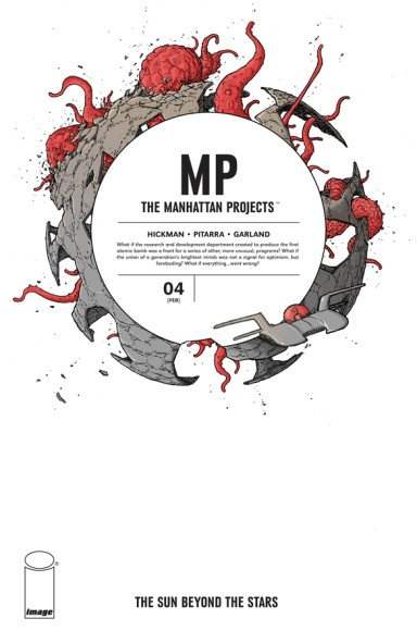 The Manhattan Projects: The Sun Beyond The Stars #4