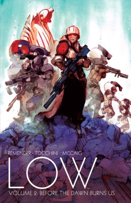 Low Vol. 2 TP: Before The Dawn Burns Us