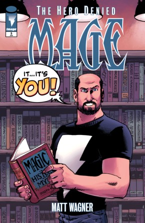 Mage: The Hero Denied #5 (Of 15)