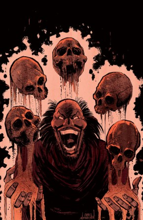 Five Ghosts: The Haunting of Fabian Gray #5 (of 5)