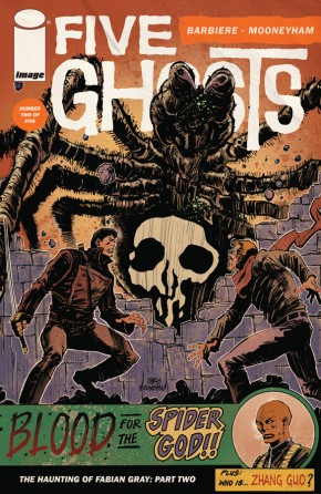 Five Ghosts: The Haunting of Fabian Gray #2 (of 5)