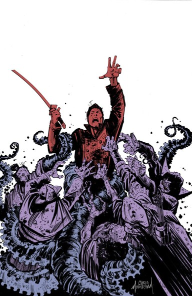 Five Ghosts: The Haunting of Fabian Gray #4 (of 5)