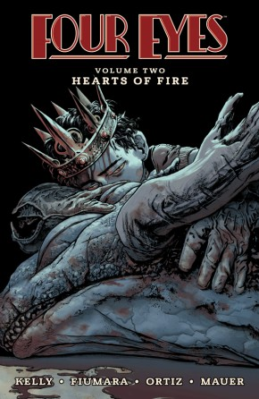 Four Eyes, Vol. 2: Hearts Of Fire TP