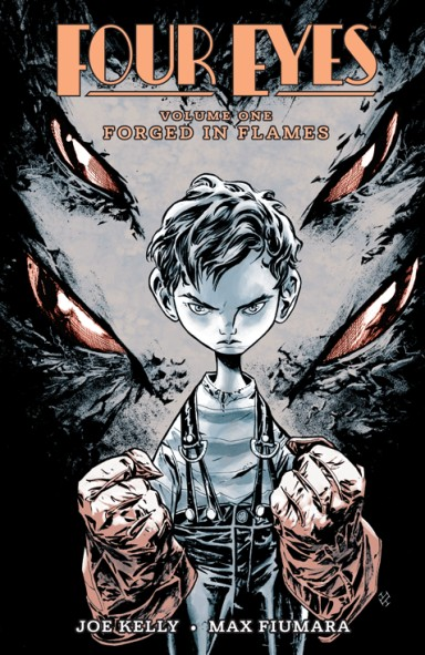 Four Eyes: Forged In Flames Remastered TP