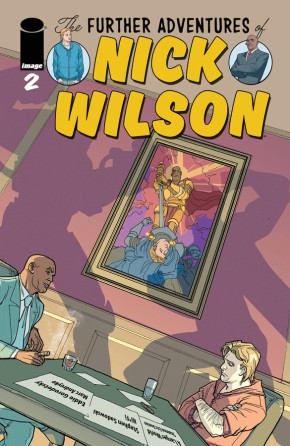 The Further Adventures Of Nick Wilson #2 (Of 5)