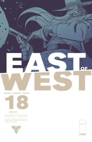 East Of West #18