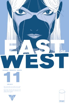 East Of West #11