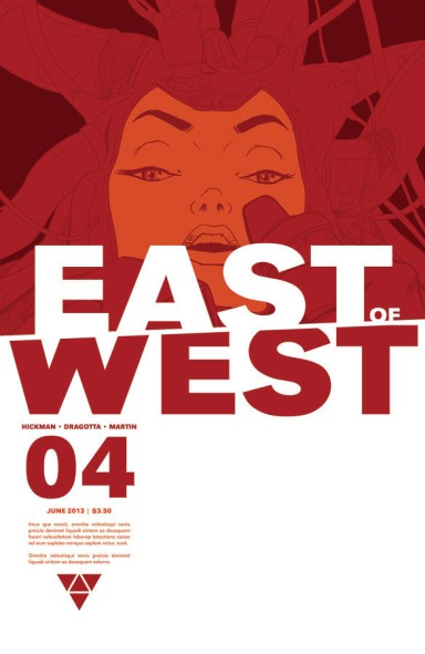 East Of West #4