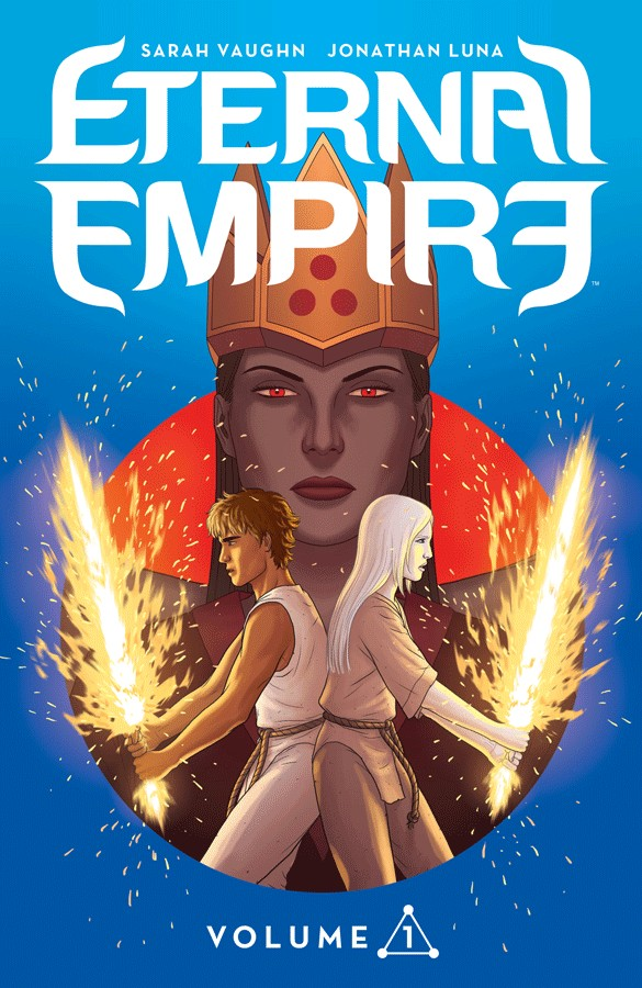 Image result for eternal empires comic vol 1