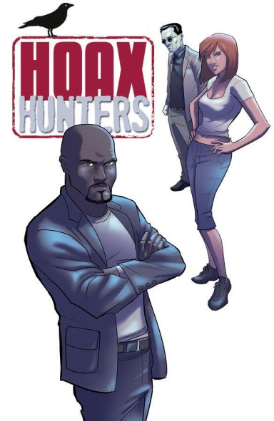 Hoax Hunters, Vol. 2: Secrets and Lies TP