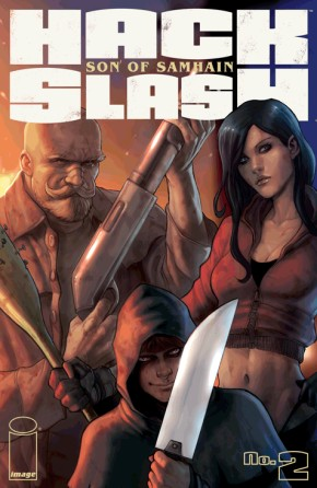 Hack/Slash: Son Of Samhain #2