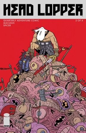 Head Lopper 2: Into The Silent Wood