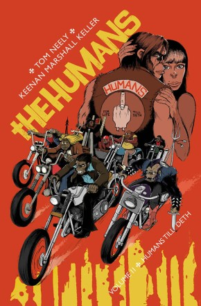 The Humans, Vol. 2: Humans Till Deth TP