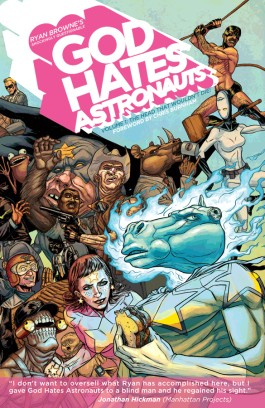 God Hates Astronauts, Vol. 1 TP