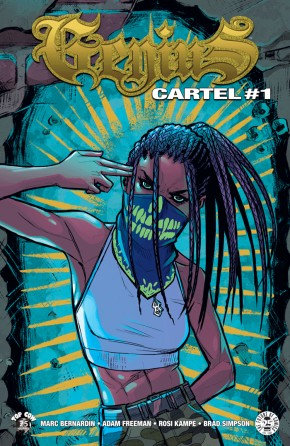 Genius: Cartel #1 (Of 5)