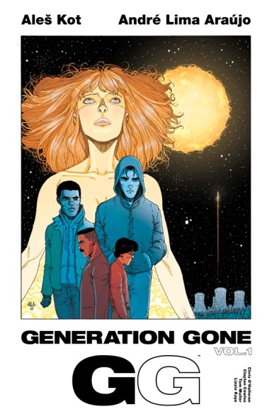 Generation Gone, Vol. 1 TP
