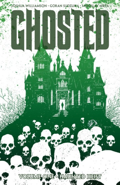 Ghosted, Vol. 1 TP