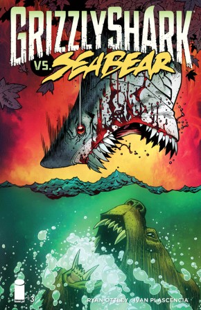 Grizzlyshark #3: Grizzlyshark Vs. Sea Bear