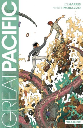 Great Pacific, Vol. 1: Trashed! TP