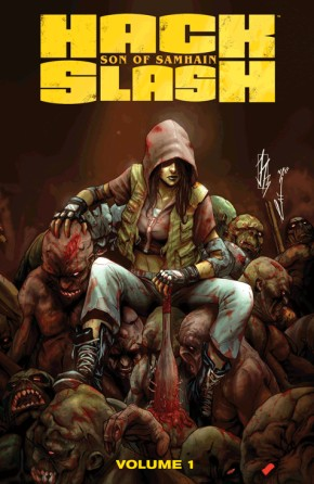 Hack/Slash: Son Of Samhain, Vol. 1 TP