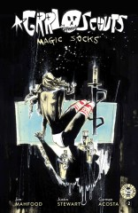 Grrl Scouts: Magic Socks #2 (Of 6)