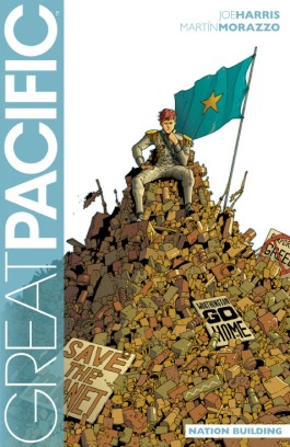 Great Pacific, Vol. 2: Nation Building TP