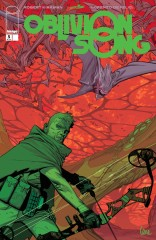 Oblivion Song by Kirkman & De Felici #5