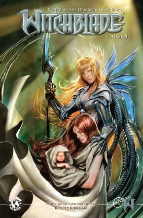 Witchblade vol. 05