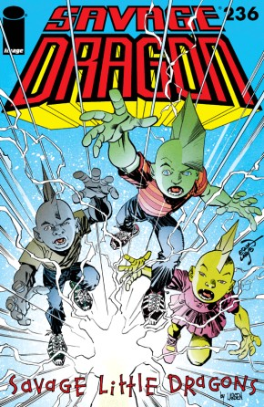 Savage Dragon #236