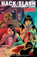 Hack/Slash Resurrection #9