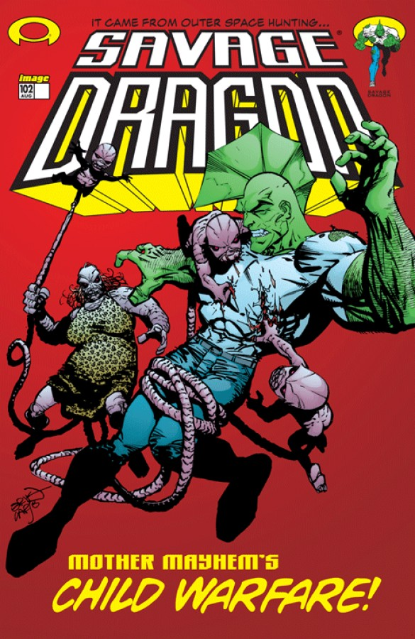 Savage Dragon #102 | Image Comics