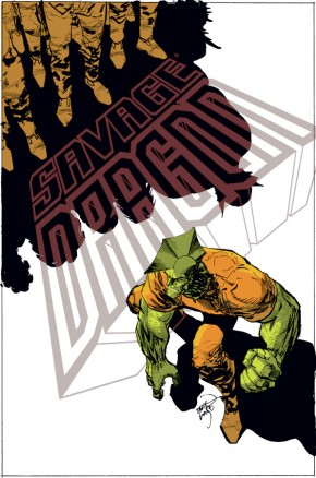 Savage Dragon: The End TP