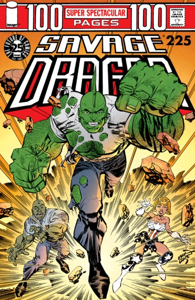 Savage Dragon #225
