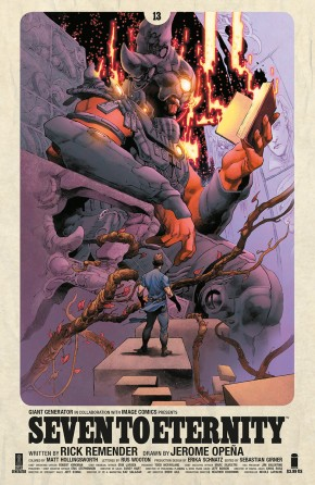 Seven to Eternity #13