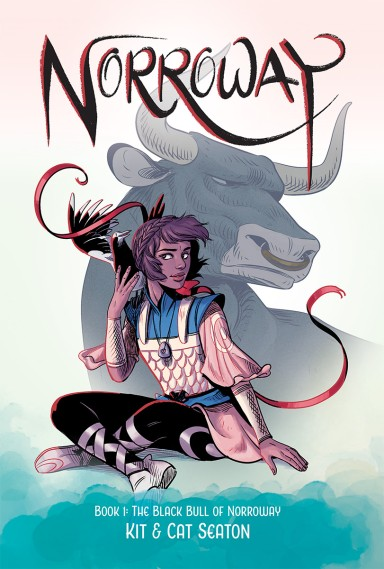 Norroway, Book 1: The Black Bull of Norroway OGN TP