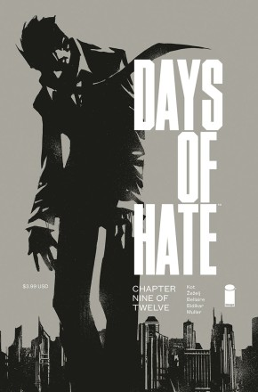 Days of Hate #9 (of 12)
