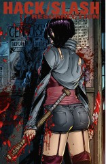 Hack/Slash Resurrection #12