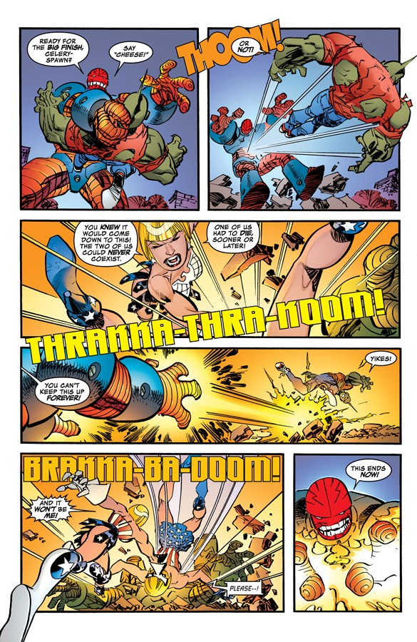 Savagedragon208 Preview Page5