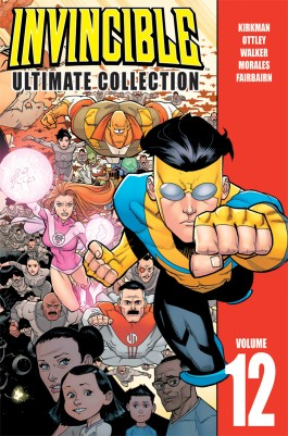 Invincible Ultimate Collection 12 HC