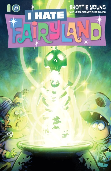I Hate Fairyland #17