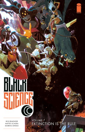Black Science, Vol. 7: Extinction Is The Rule TP