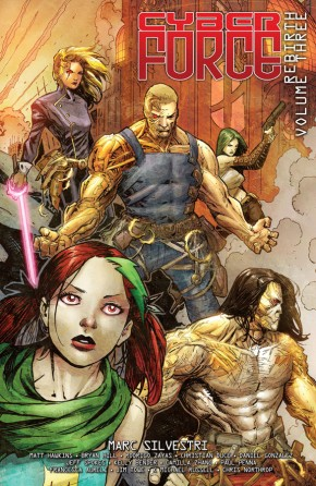 Cyber Force Rebirth: Artifacts, Vol. 3 TP