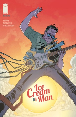 Ice Cream Man #3