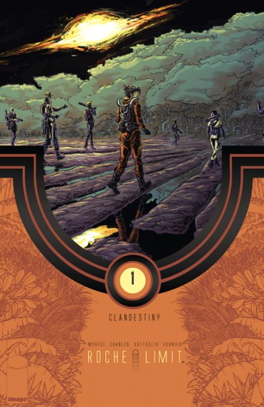 Roche Limit: Clandestiny #1