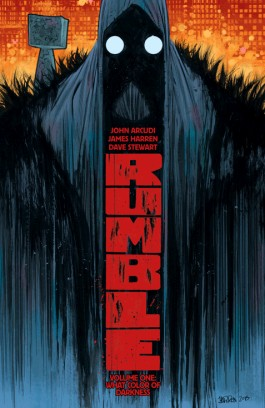 Rumble, Vol. 1: What Color Of Darkness? TP
