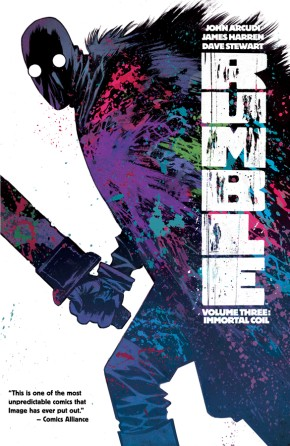 Rumble, Vol. 3: Immortal Coil TP